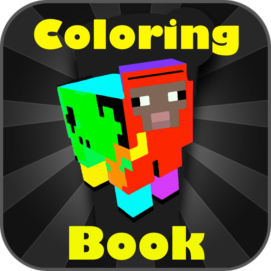 Free Minecraft Tools Coloring Pages